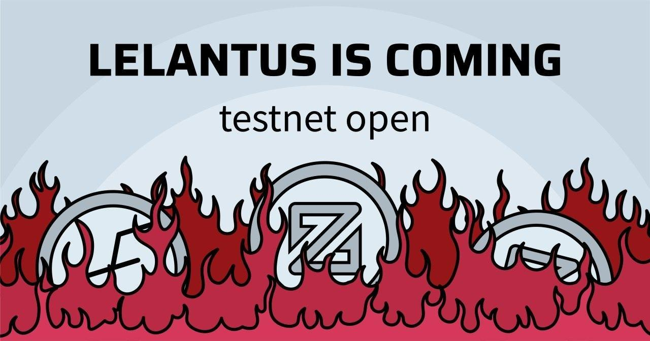 Lelantus testnete is now open